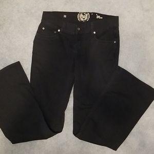Flare black Jeans